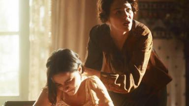 Julia Stockler e Joana de Verona