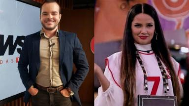 Erick Bang, da GloboNews, está na torcida por Juliette do BBB21