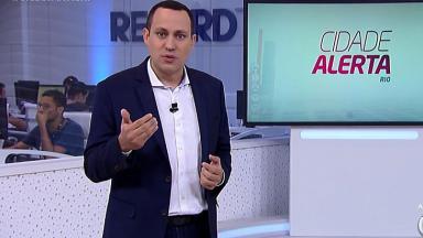 Ernani Alves é apresentador do Cidade Alerta Rio