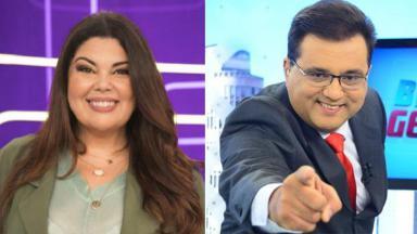Fabiana Karla e Geraldo Luís