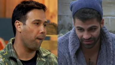 Netto aponta defeito e chama Viny Vieira de manipular em A Fazenda 11
