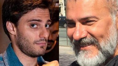 Leonardo Vieira e Hugo Bonemer