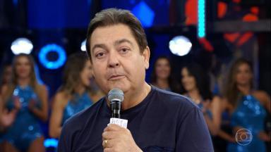Faustão deixou a Globo