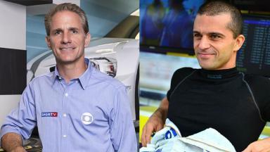 Felipe Giaffone e Max Wilson