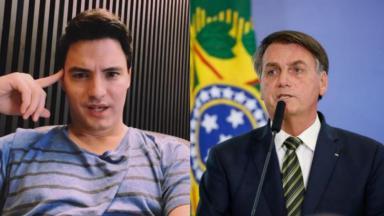 Felipe Neto debochou de apoiadores de Jair Bolsonaro que exaltam uso da cloroquina no combate ao coronavírus