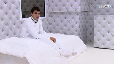 Felipe explicou porque não chamou Daniel para o Quarto Branco