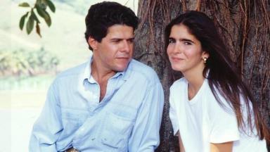 José Mayer e Malu Mader protagonizaram Fera Radical, que está de volta no Globoplay