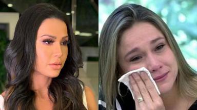 Gracyanne Barbosa e Fernanda Gentil