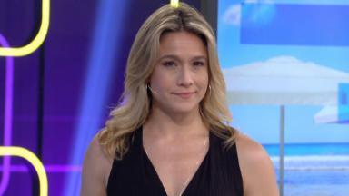Fernanda Gentil no Se Joga