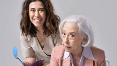 Fernanda Torres e Fernanda Montenegro são dirigidas por Andrucha Waddington em episódio de Amores Possíveis