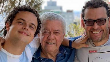 Fernando Rocha, Pedro Rocha e Dalai Rocha