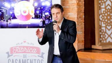 Fernando Pelégio, diretor artístico do SBT