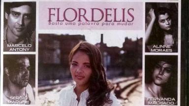 Capa do DVD do filme de Flordelis