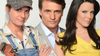 Sonya Smith, Juan Soler e Maritza Rodríguez estrelaram remake de Fina Estampa nos EUA