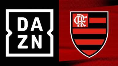 DAZN e Flamengo