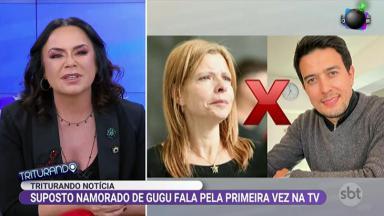 Flor critica briga judicial pela heran;ca de Gugu
