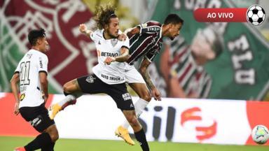 Fluminense x Atlético-MG