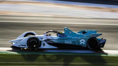 Carro da Fórmula E