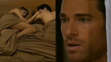 Francisco observa Nikki dormindo ao lado de Roy