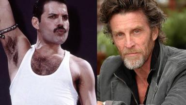 Freddie Mercury e John Glover