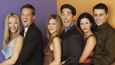 Elenco da série Friends