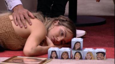 A cantora falou da sua relação com Rafa Kalimann e as outras mulheres do reality show