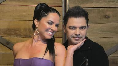 Graciele Lacerda e Luciano
