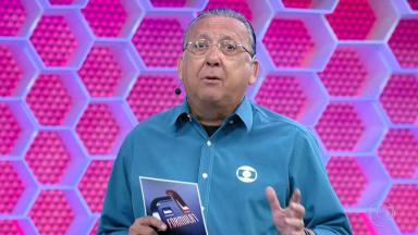 Galvão Bueno, narrador da Fórmula 1 na Globo