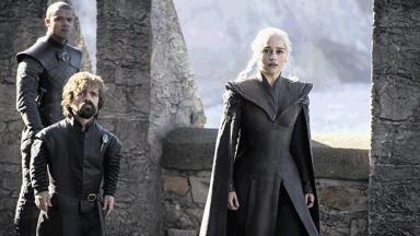 Cena de Game of Thrones