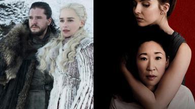 Cenas de Game of Thrones e Killing Eve