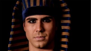 José chique como egípcio