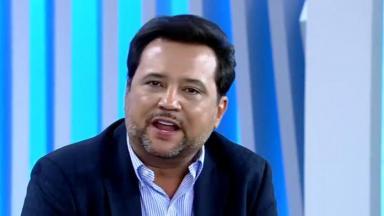 Geraldo Luís no Balanço Geral SP