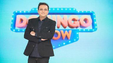 """Geraldo Luís no """"Domingo Show"""""""