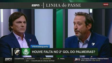 Gian Oddi e Mauro Cézar Pereira