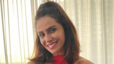 Giovanna Antonelli morena