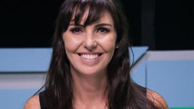 Glenda Kozlowski sorrindo