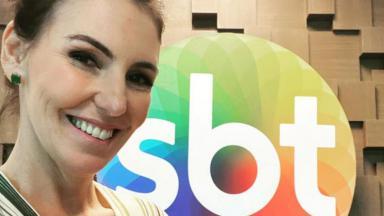 Glenda Kozlowski anunciou afastamento de reality show do SBT, previsto para outubro