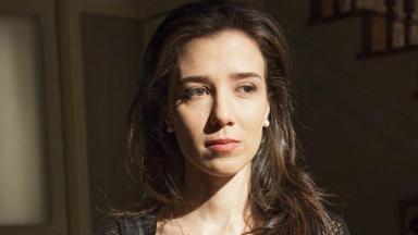 Marjorie Estiano como Cora na novela Império