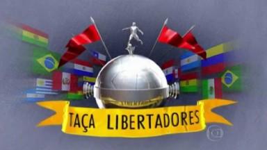 Vinheta da Libertadores na Globo