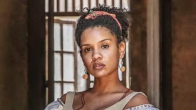 Heslaine Vieira em Nos Tempos do Imperador