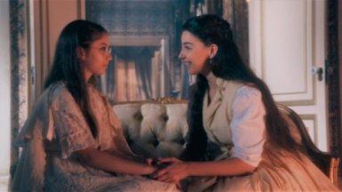 O reencontro de Pilar e Dolores