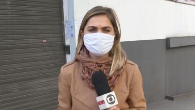 Repórter do Bom Dia Brasil