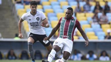 Botafogo x Fluminense vai ao ar neste domingo (5), às 16h, na Globo