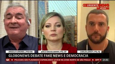 Debate da GloboNews