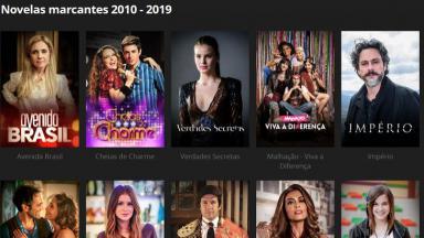 Lista do Globoplay
