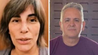 Gloria Pires r Orlando Morais