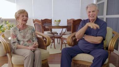 Glória Menezes e Tarcísio Meira estão juntos há 60 anos