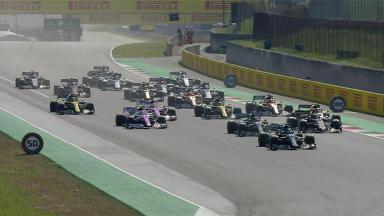 GP da Toscana de Fórmula 1