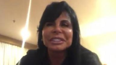 Gretchen ao vivo no YouTube