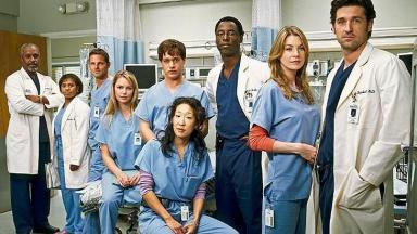 Elenco da série Grey's Anatomy